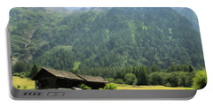 Swiss Mountain Home Portable Battery Charger