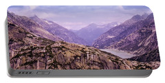 Swiss Mountains Portable Battery Charger