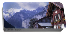 Swiss Town Portable Battery Charger