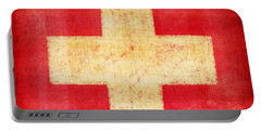 Switzerland Flag Portable Battery Charger