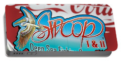 Swoop Deep Sea Fishing  Portable Battery Charger