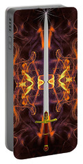 Sword Of Tomorrow Portable Battery Charger