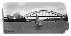 Sydney Harbour No. 1-1 Portable Battery Charger