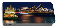 Sydney Night Life Portable Battery Charger