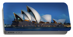 Sydney Opera House After Dark Portable Battery Charger