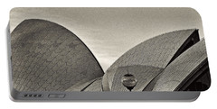Sydney Opera House Roof Detail Portable Battery Charger