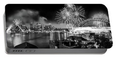 Sydney Spectacular Portable Battery Charger
