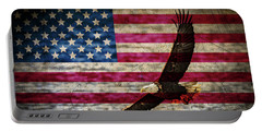 Symbol Of Freedom Portable Battery Charger