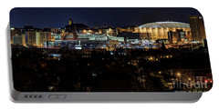 Syracuse Skyline And Carrier Dome Portable Battery Charger