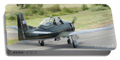 T-28 Taxiing Out Portable Battery Charger