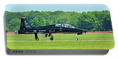 T-38 Taxiing To The Ramp Portable Battery Charger