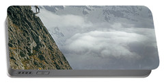 T-404101 Climbers On Sleese Mountain Portable Battery Charger