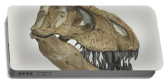 T. Rex Skull 2 Portable Battery Charger