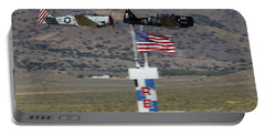 T6 Tango At Reno Air Races Home Pylon Finish Line Portable Battery Charger