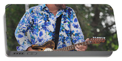 Tab Benoit And 1972 Fender Telecaster Portable Battery Charger