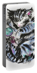 Tabby Dreams Portable Battery Charger