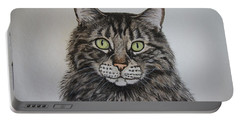 Tabby-lil' Bit Portable Battery Charger