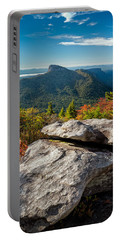 Table Rock Fall Morning Portable Battery Charger
