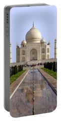 The Taj Mahal - Grand Canyon Mash-up Portable Battery Charger