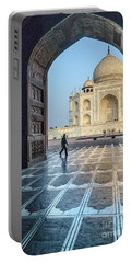 Taj Mahal 01 Portable Battery Charger