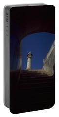 Taj Mahal Detail Portable Battery Charger
