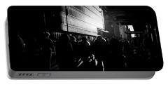 Portable Battery Charger featuring the photograph Take A Stroll With Me Once Again by Johnny Lam