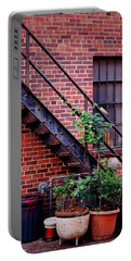 Take The Stairs Portable Battery Charger