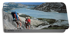 Take This View And Love It Portable Battery Charger