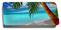 Takemeaway Beach Portable Battery Charger