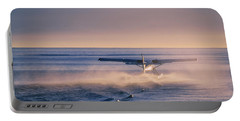 Takeoff Into The Light Portable Battery Charger by Keith Boone