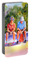 Taking A Rest - 2 Portable Battery Charger