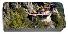 Taktsang Monastery  Portable Battery Charger