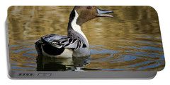 Talking Pintail Portable Battery Charger