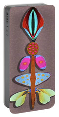 Talking Stick Portable Battery Charger