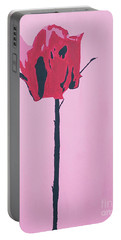 Tall Beauty Portable Battery Charger