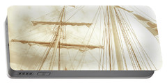 Tall Ship - 1 Portable Battery Charger