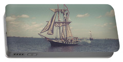 Tall Ship - 3 Portable Battery Charger