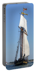 Tall Ship Baltimore Portable Battery Charger