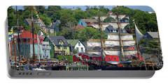 Tall Ships 2017 Lunenburg,  Nova Scotia Portable Battery Charger