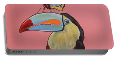 Talula The Toucan Portable Battery Charger
