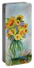 Tammy's Bouquet Portable Battery Charger