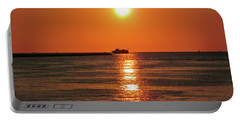 Tampa Bay Sunset 3 Portable Battery Charger