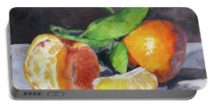 Tangerines Portable Battery Charger
