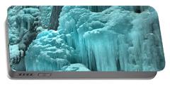 Tangle Falls Frozen Landscape Portable Battery Charger