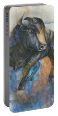 Tango On Wall Street Portable Battery Charger