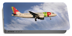 Tap Portugal Airbus A319-111 Portable Battery Charger