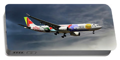 Tap Portugal Airbus A330-343 Portable Battery Charger