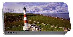 Tarbat Ness Lighthouse Portable Battery Charger
