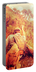 Tasmania Search And Rescue Ses Volunteer  Portable Battery Charger