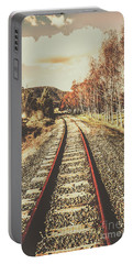 Tasmanian Country Tracks Portable Battery Charger